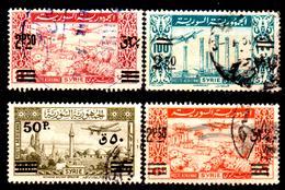 Siria-00159 - Posta Aerea 1948 (o) Used - Senza Difetti Occulti. - Siria