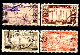 Siria-00160 - Posta Aerea 1948 (o) Used - Senza Difetti Occulti. - Siria