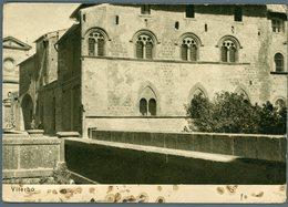 °°° Cartolina N. 196 Viterbo Serie Vecchi Ospedali D'italia Nuova °°° - Viterbo