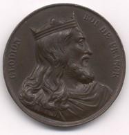 Médaille Du Roi Clodion Le Chevelu  Graveur : CAQUÉ - Royaux / De Noblesse
