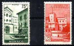 Mónaco Nº 397/98 En Nuevo - Mónaco