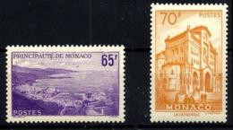 Mónaco Nº 487/8 En Nuevo - Mónaco