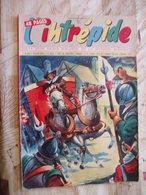 L INTREPIDE NO 447- 05/1958- RC DIVERS-PUB DINKY TOYS-VOIR - L'Intrepido