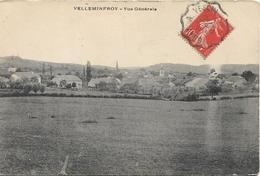 VILLEMINFROY Vue Générale - Autres Communes