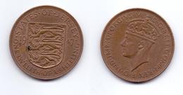 Jersey 1/12 Shilling 1947 - Jersey