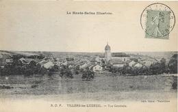 VILLERS LES LUXEUIL Vue Générale - Autres Communes
