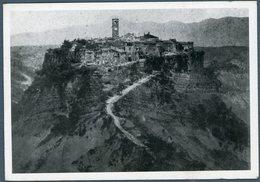 °°° Cartolina N. 200 Bagnoregio Prima Immagine Fotografica Di Civita Nuova °°° - Viterbo
