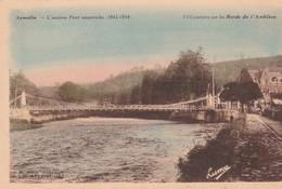Aywaille L Ancien Pont Suspendu - Aywaille