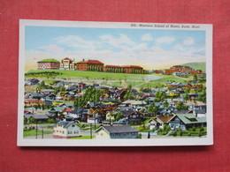 - Montana  School Of Mines   Montana > Butte      Ref 3347 - Butte