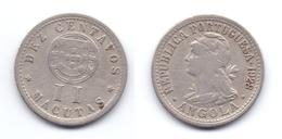 Angola 10 Centavos (2 Makutas) 1928 - Angola
