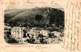 Austria, Niederösterreich, Kaltenleutgeben, View,Old Postcard 1899 ! - Other