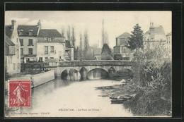 CPA Argentan, Le Pont De L'Orne - Argentan