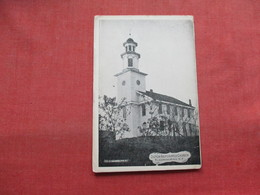 Dutch Reformed Church Bloomingburg   New York      Ref 3347 - NY - New York