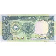 TWN - SUDAN 32 - 1 Pound 1985 Series C/272 UNC - Sudan