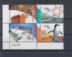 AAT Michel Cat.No.   Mnh/** 149/152 Bloc Of Four - Australian Antarctic Territory (AAT)