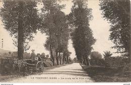 76 - Le TREPORT  - Mers  --- La Route D'EU --- CH10 - Le Treport