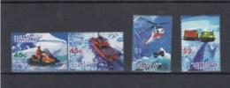 AAT Michel Cat.No.   Mnh/** 115/118 - Australian Antarctic Territory (AAT)