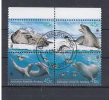 AAT Michel Cat.No.    Used 145/148 - Australian Antarctic Territory (AAT)