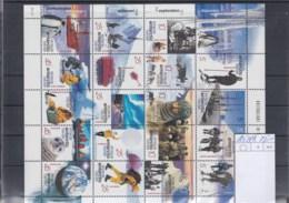 AAT Michel Cat.No.   Mnh/** Sheet 125/144 - Australian Antarctic Territory (AAT)
