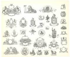 Feuille D'imprimeur ( A. Waton, Saint Etienne ) Illustrée De Dessins (modèles En-tête De Factures ), Blasons, Animaux - Invoices & Commercial Documents