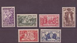 Guyane N°143 à 148** - Guyane Française (1886-1949)