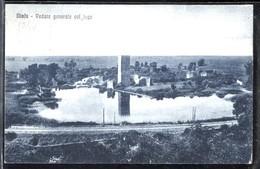 NINFA - NORMA - LATINA - 1930 - VEDUTA GENERALE COL LAGO - Latina