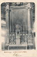 CPA - Belgique - Scherpenheuvel-Zichem - Montaigu - Le Maître-Autel De L'Eglise - Scherpenheuvel-Zichem