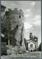 °°° Cartolina N. 70 Collalto Sabino Il Torrione E La Chiesa Della Speranza Nuova °°° - Rieti