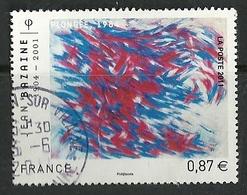 FRANCIA 2011 - YV 4537 Jean Bazaine - Cachet Rond - France