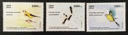 Lebanon NEW 2019 Complete Set 3v. MNH - Intnl Day Of Migrant Birds, Heron - Lebanon