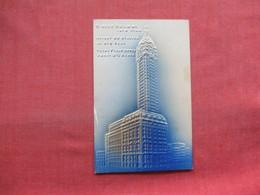 Embossed  Singer Building     New York > New York City   Ref 3348 - Manhattan