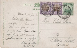 AK Bermuda Cathedral Hamilton ? Stamp Timbre Briefmarke Insel Inseln Island Islands British Colony Overseas Territories - Bermuda