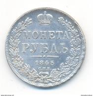 Russia 1 Ruble 1845 COPY - Rusland