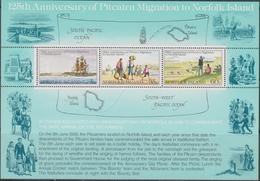 Norfolk - 1982 - Migration SHEET MNH - Isola Norfolk
