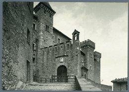 °°° Cartolina N. 78 Collalto Sabino Ingresso Al Castello Baronale Nuova °°° - Rieti