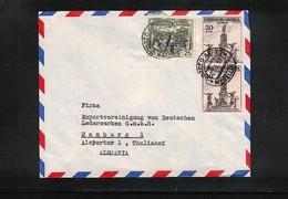 Colombia Interesting Airmail Letter - Kolumbien