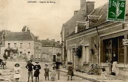 37 - LOUANS - Centre Du Bourg - France