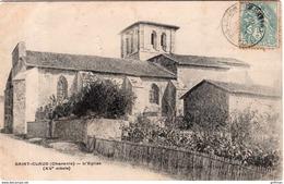 SAINT CLAUD SUR LE SON L'EGLISE TBE - Autres Communes