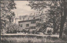 Château Banquet, Sécheron, Genève, 1921 - CPA - GE Geneva