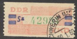 DDR ZKD 27-S O Senkrechter Bug - [6] République Démocratique