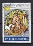 GUINEA ECUATORIAL Yt. PA35B° Gestempeld Luchtpost 1974 - Equatoriaal Guinea