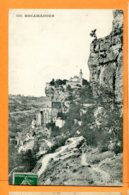 SPR458, Rocamadour, 1221, Circulée 1911 - Rocamadour