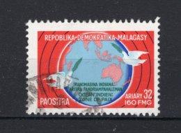 MADAGASCAR Yt. 606° Gestempeld 1976 - Madagaskar (1960-...)