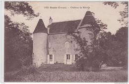 GOUZON CHATEAU DE REVILLE TBE - France