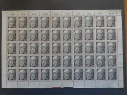 ALLEMAGNE DEUTSCHLAND BUNDESPOST GERMANY 1965 150° Anniversario Della Nascita Di Otto Von Bismarck MNG - [7] Repubblica Federale