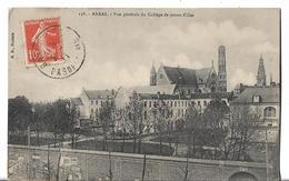 CPA  De  ARRAS  (62)  -  Vue  Générale  Du  Collège  De  Jeunes  Filles      //   TBE - Arras