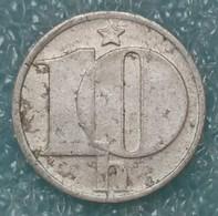 Czechoslovakia 10 Hellers, 1980 -1627 - Czechoslovakia