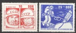 DDR 1098/99 ** Postfrisch - DDR