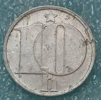 Czechoslovakia 10 Hellers, 1981 -1581 - Czechoslovakia