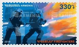 Armenië / Armenia - Postfris / MNH - Brandweer 2019 - Armenië